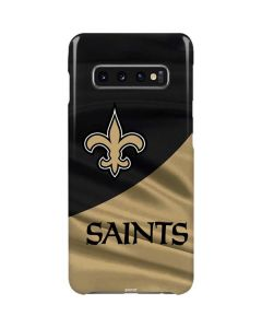 New Orleans Saints Galaxy S10 Plus Lite Case