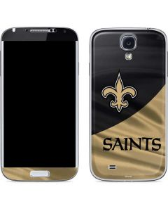 New Orleans Saints Galaxy S4 Skin