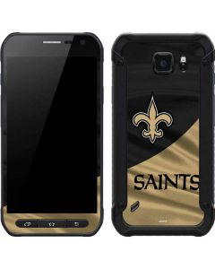 New Orleans Saints Galaxy S6 Active Skin