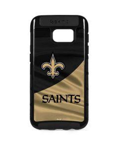 New Orleans Saints Galaxy S7 Edge Cargo Case
