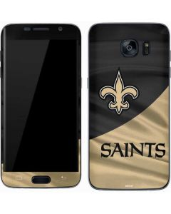 New Orleans Saints Galaxy S7 Skin