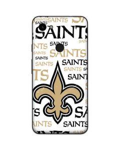 New Orleans Saints Gold Blast Google Pixel 3a Skin