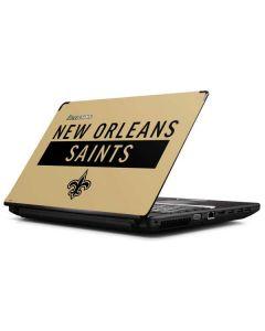 New Orleans Saints Gold Performance Series G570 Skin