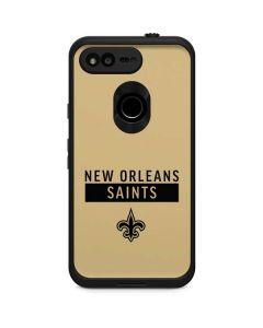 New Orleans Saints Gold Performance Series LifeProof Fre Google Skin