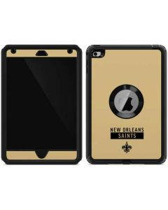 New Orleans Saints Gold Performance Series Otterbox Defender iPad Skin