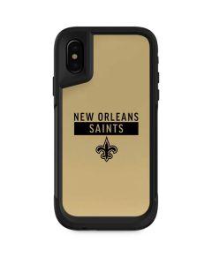 New Orleans Saints Gold Performance Series Otterbox Pursuit iPhone Skin