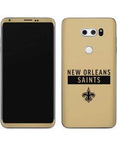 New Orleans Saints Gold Performance Series V30 Skin