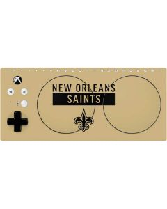 New Orleans Saints Gold Performance Series Xbox Adaptive Controller Skin