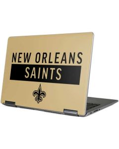 New Orleans Saints Gold Performance Series Yoga 710 14in Skin