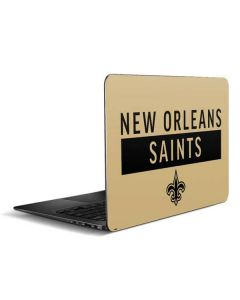 New Orleans Saints Gold Performance Series Zenbook UX305FA 13.3in Skin