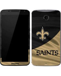 New Orleans Saints Google Nexus 6 Skin