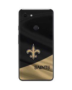 New Orleans Saints Google Pixel 3 XL Skin