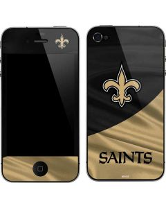 New Orleans Saints iPhone 4&4s Skin