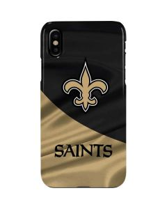 New Orleans Saints iPhone XS Max Lite Case