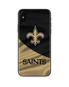 New Orleans Saints iPhone XS Skin