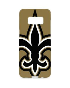 New Orleans Saints Large Logo Galaxy S8 Plus Lite Case