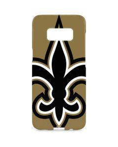 New Orleans Saints Large Logo Galaxy S8 Plus Lite Case
