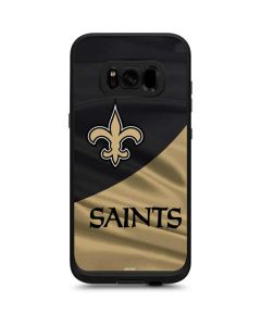 New Orleans Saints LifeProof Fre Galaxy Skin
