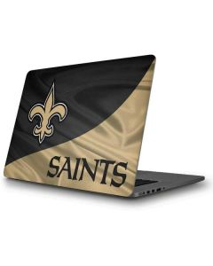 New Orleans Saints Apple MacBook Pro Skin