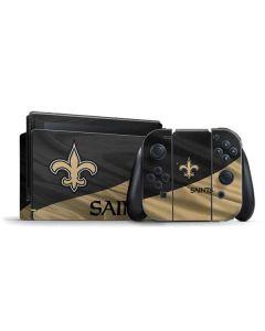 New Orleans Saints Nintendo Switch Bundle Skin