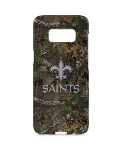 New Orleans Saints Realtree Xtra Green Camo Galaxy S8 Plus Lite Case