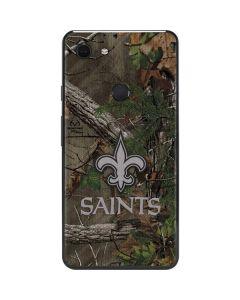 New Orleans Saints Realtree Xtra Green Camo Google Pixel 3 XL Skin
