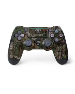 New Orleans Saints Realtree Xtra Green Camo PS4 Pro/Slim Controller Skin