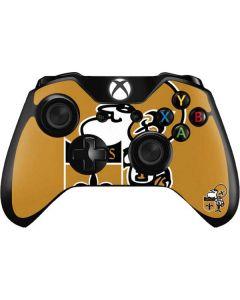 New Orleans Saints Retro Logo Xbox One Controller Skin