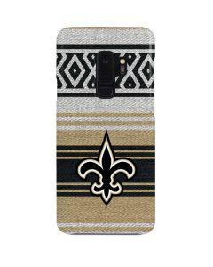 New Orleans Saints Trailblazer Galaxy S9 Plus Lite Case