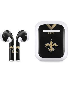 New Orleans Saints Team Jersey Apple AirPods Skin