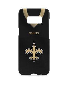 New Orleans Saints Team Jersey Galaxy S8 Plus Lite Case
