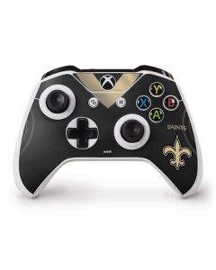 New Orleans Saints Team Jersey Xbox One S Controller Skin