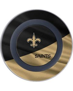 New Orleans Saints Wireless Charger Skin