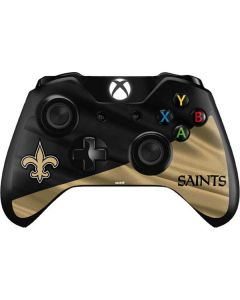 New Orleans Saints Xbox One Controller Skin
