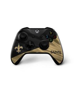 New Orleans Saints Xbox One X Controller Skin