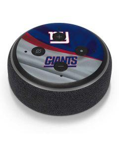 New York Giants Amazon Echo Dot Skin