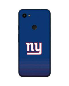 New York Giants Breakaway Google Pixel 3a Skin