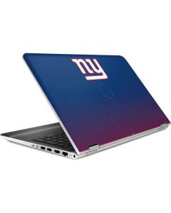 New York Giants Breakaway HP Pavilion Skin