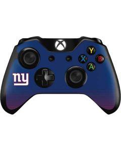 New York Giants Breakaway Xbox One Controller Skin