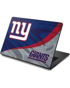 New York Giants Dell Chromebook Skin