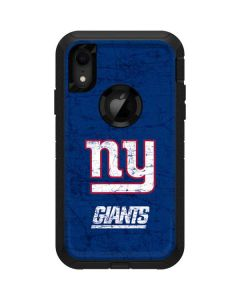 New York Giants Distressed Otterbox Defender iPhone Skin