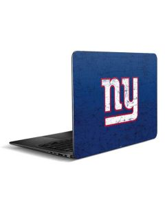 New York Giants Distressed Zenbook UX305FA 13.3in Skin