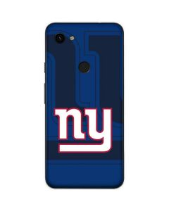 New York Giants Double Vision Google Pixel 3a Skin