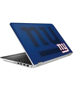 New York Giants Double Vision HP Pavilion Skin