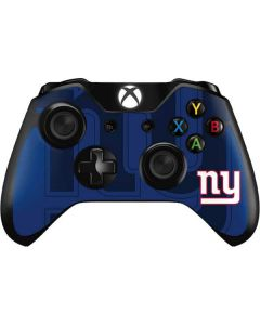 New York Giants Double Vision Xbox One Controller Skin