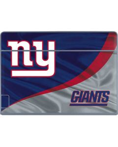 New York Giants Galaxy Book Keyboard Folio 12in Skin