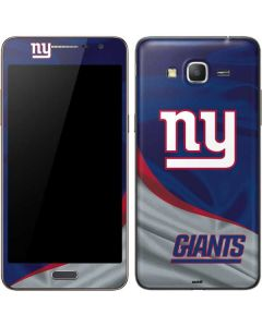New York Giants Galaxy Grand Prime Skin