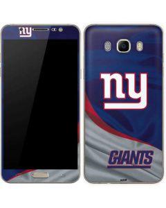 New York Giants Galaxy J7 Skin