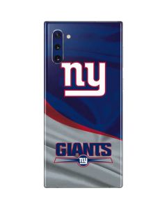 New York Giants Galaxy Note 10 Skin