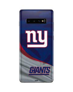 New York Giants Galaxy S10 Plus Skin